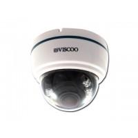 Binnen dome camera met 20M nachtzicht, 960P wit