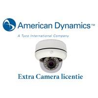 Licentie American Dynamics camera op VideoEdge NVR