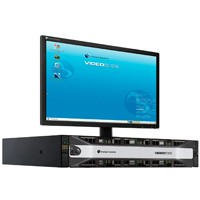 VideoEdge rack-mount NVR met 15TB video opslag