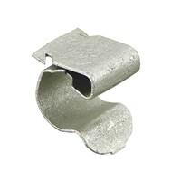 Snap clips voor flensd. 2-4mm, buis 15-18mm