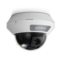 Binnen WDR IR dome camera