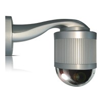 IP PTZ Camera met 10x optische zoom, 1080P, WDR