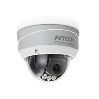 Vandaalbestendige dome camera met IR, 1080P