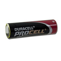 Duracell Penlite AA batterij, 1.5V