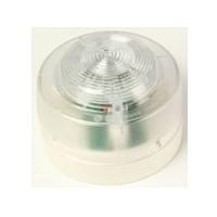 Flitser,witte diepe onderbak met witte LED,IP65