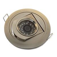 Viscoo verborgen camera in spotlight, 420 TVlijnen