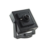 Verborgen camera in schroefkop