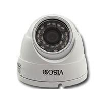 Weerbestendige IR dome camera, IP, 720P
