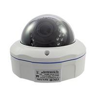 Weerbestendige IP IR dome camera, 5MP, IP67
