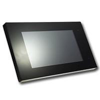 """7"""" binnenpost met digitale kleuren touchscreen"""