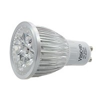 LED dimbare spotlamp, GU10, 5WD, 3000K
