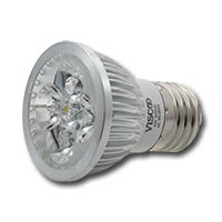 LED spotlamp, E27, 4W, 3000K