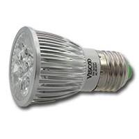 LED spotlamp, E27, 5W, 6000K