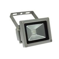 LED schijnwerper met RGB kleuren, 10W