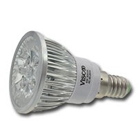 LED spotlamp, E14, 4W, 3000K