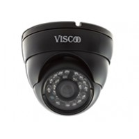 Viscoo vandaalbestendige IR dome camera, 800 TVL