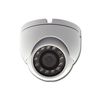 Viscoo vandaalbestendige IR dome camera, 700 TVL