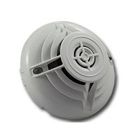Adresseerbare thermo-differ. melder, isolator, wit