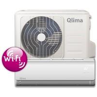 Qlima airco SC3748 (145m³) Split unit airco met snelkoppeling en WiFi module. SC3748