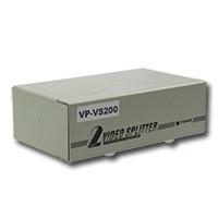 2-kanaals VGA splitter en versterker