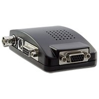 COAX/BNC/SVHS/S-video naar VGA converter
