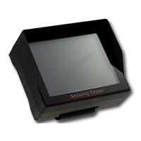 """Draagbare CCTV tester met 3.5"""" scherm en armband"""