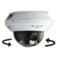 Gemotoriseerde PAN camera met WDR functie