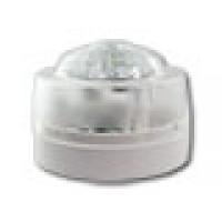 Sirene/flitser, met witte onderbak en witte LED