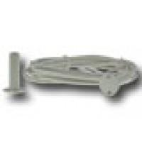 Inbouw magneetcontact