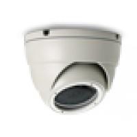 Vandaalbestendige dome camera met 20M infrarood