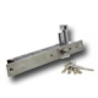 Conas elekt. pengrendel, fail-secure, met cilinder