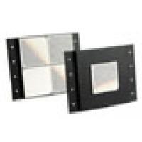 Opbouwplaat voor 4 reflectoren, excl. reflectoren
