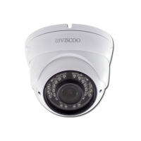 HD-AHD, TVI, 960H, CVI dome camera, 1.3MP, 2.8-12mm lens, Wit