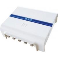 Hirschmann HMV41 4-weg antenneversterker retourgeschikt 1218 Mhz In Home CAI Versterker