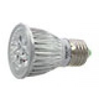 LED spotlamp, E27, 5W, 3000K