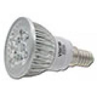 LED spotlamp, E14, 4W, 6000K