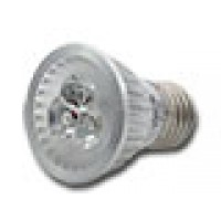 LED spotlamp, E27, 3W, 3000K