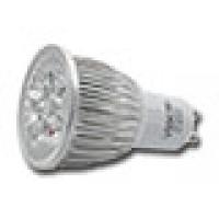 LED dimbare spotlamp, GU10, 5WD, 6000K