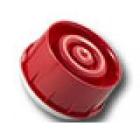 Adresseerbare sirene met 32 tonen, rode behuizing