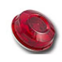 Adresseerbare wandflitser met rode kap