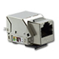 RJ45 keystone jack voor CAT5E kabel