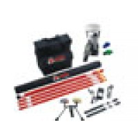 Testifire 9201-001 rook/hitte/co testset 9 meter