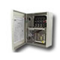 4-kanaals video balun met 12V DC voeding