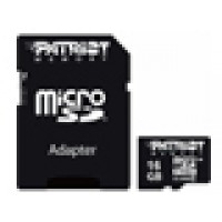 Micro SD kaart met SD adapter, 16GB