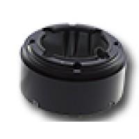 Opbouwbak voor dome camera's, 453 serie, zwart