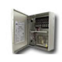 8-kanaals video balun met 12V DC voeding